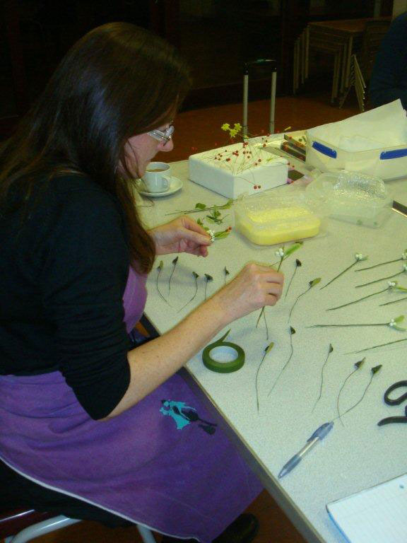 Local Cake Decorating And Sugarcraft Classes : Sugarcraft School Second Term : End of Term Work - Gina s ...