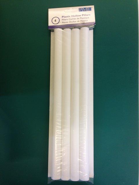 PME - 12.5 Plastic Dowel Rods 4pk