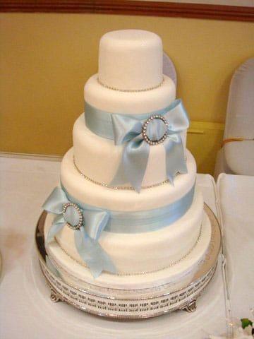 The Cake Artist Gina Vaccarino : Wedding Cakes - Gina s Cakes